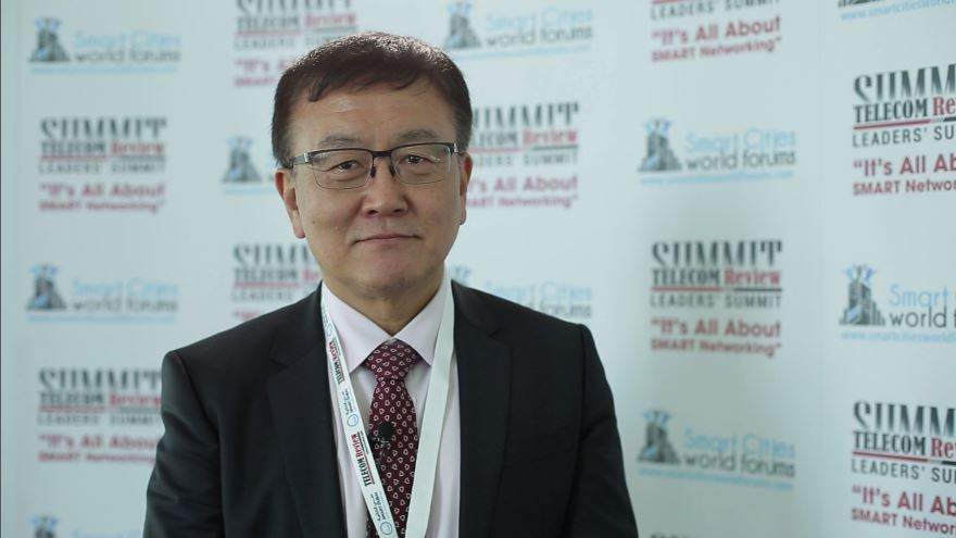 ITU's Dr. Chaesub Lee  shares perspective on smart governance
