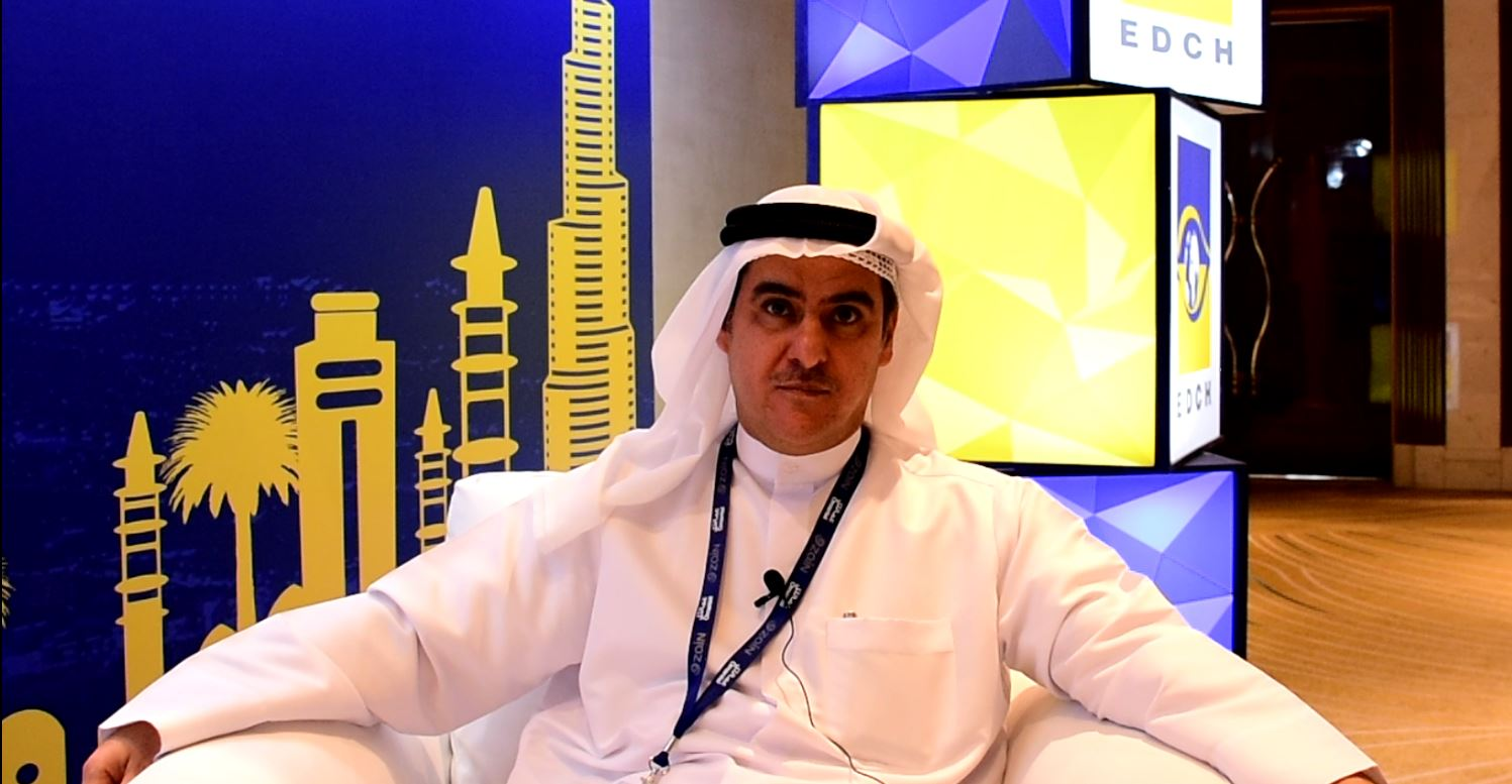 EDCH chief speaks to Telecom Review TV at WAS#7 in Dubai