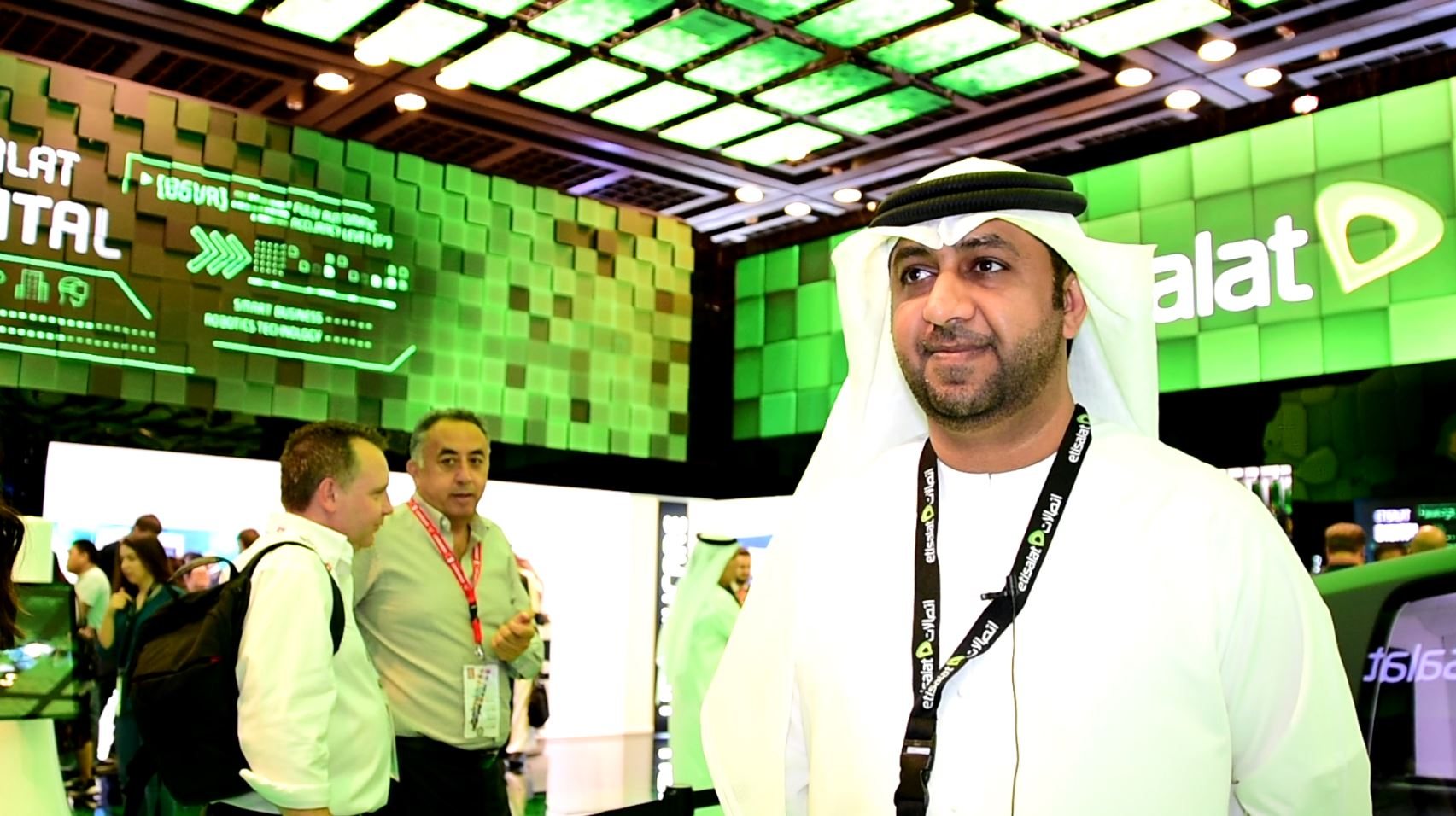 Etisalat takes a giant leap investing in futuristic technologies with the launch of 5G network