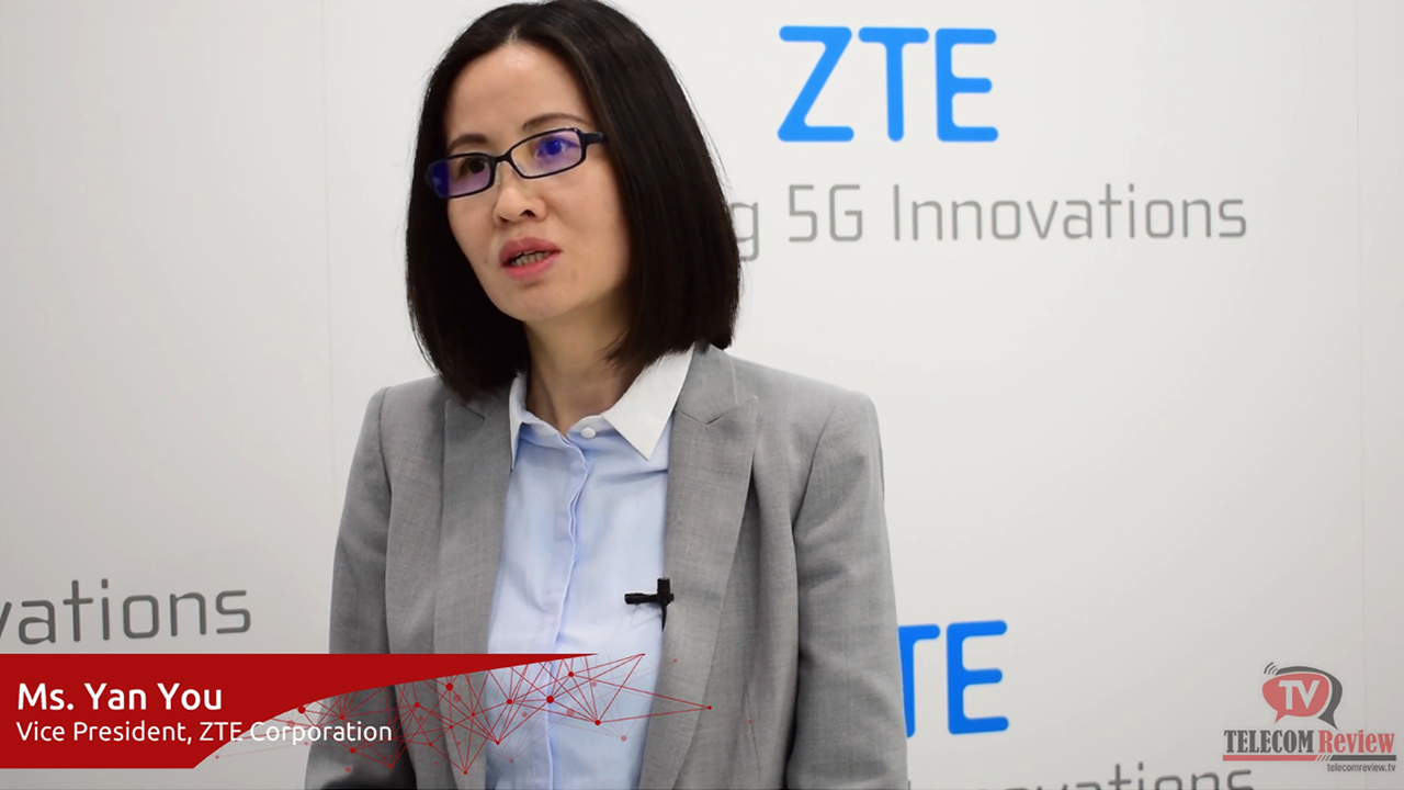 ZTE executive says product innovation will drive 'network agility'
