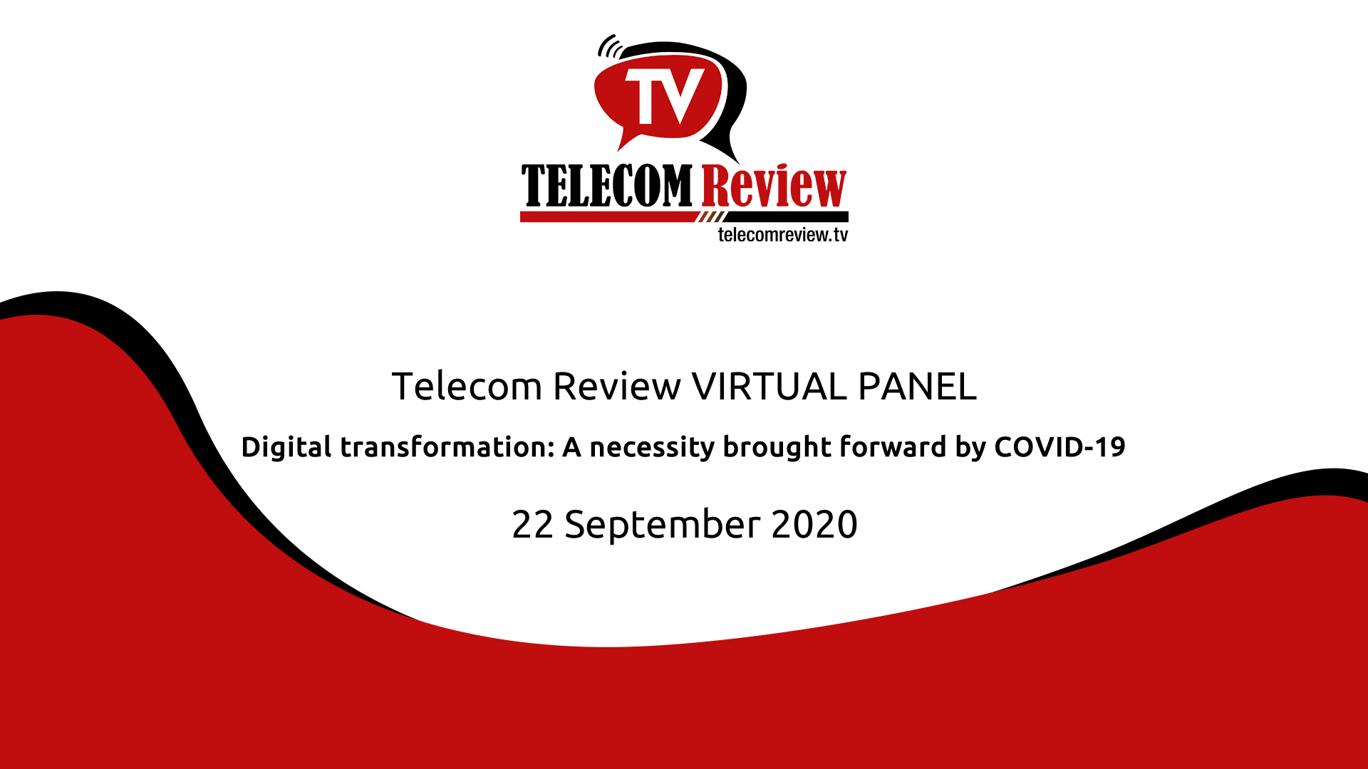 Highlights: Telecom Review virtual panel on digital transformation amid pandemic